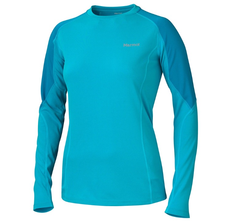 marmot base layer top
