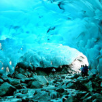 Hike The Mendenhall Ice Caves Before It's Too Late