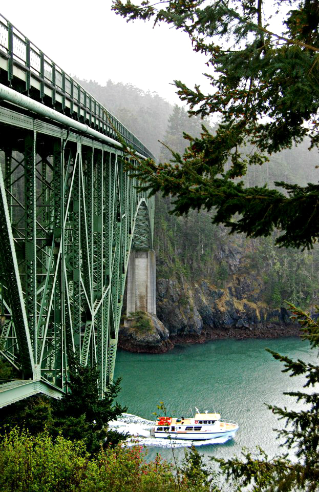 deception pass washington
