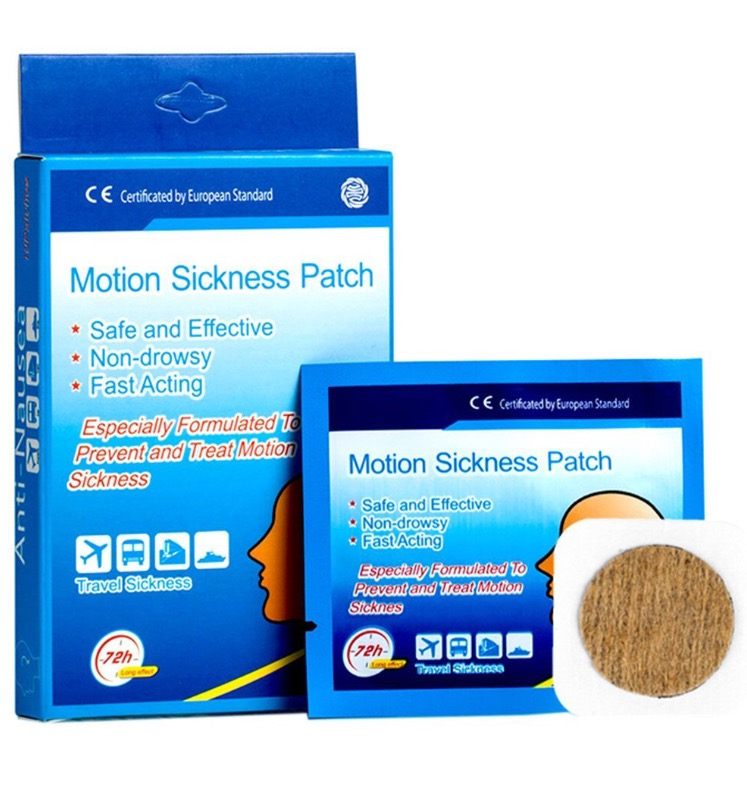 seasickness patches