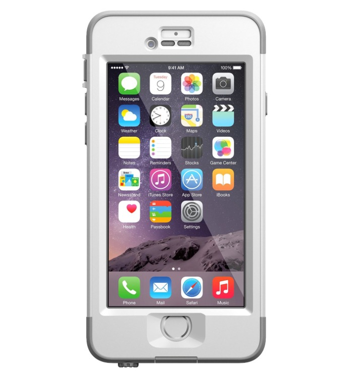 lifeproof waterproof nuud case