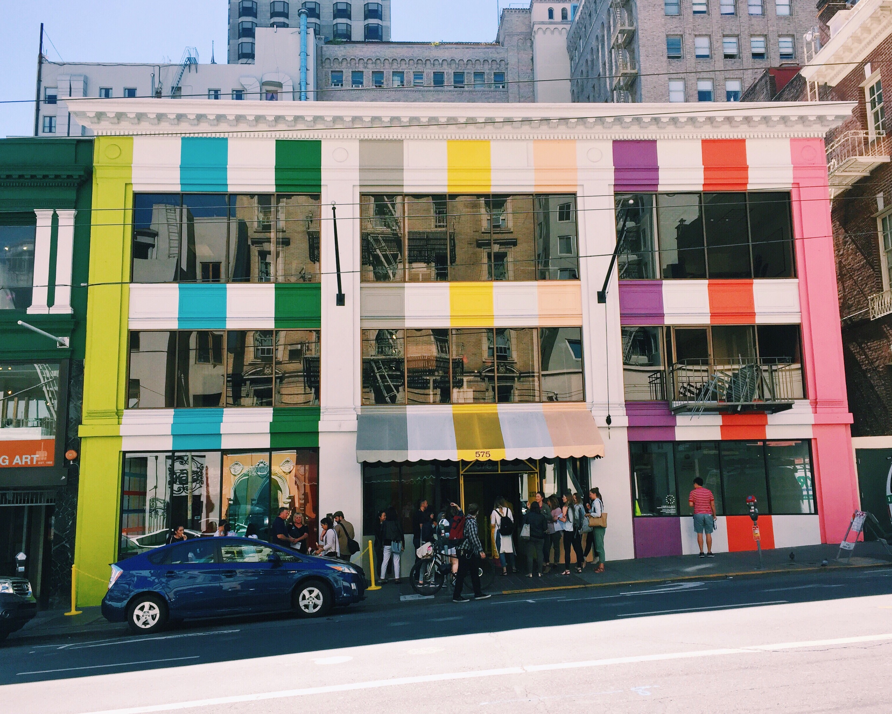 What you need to know about visiting the color factory a for San francisco color factory