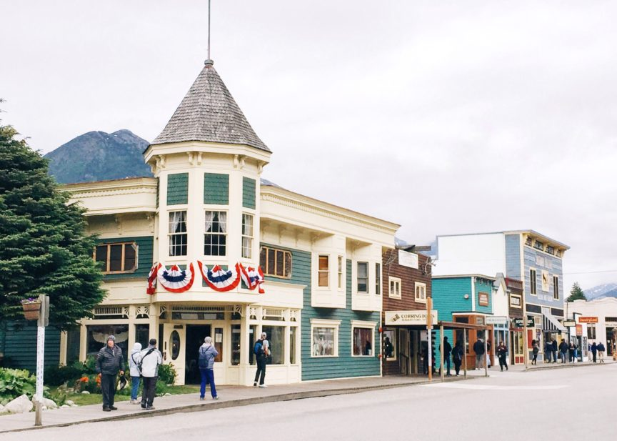 a cruise crews guide to skagway alaska a jaunt with joy