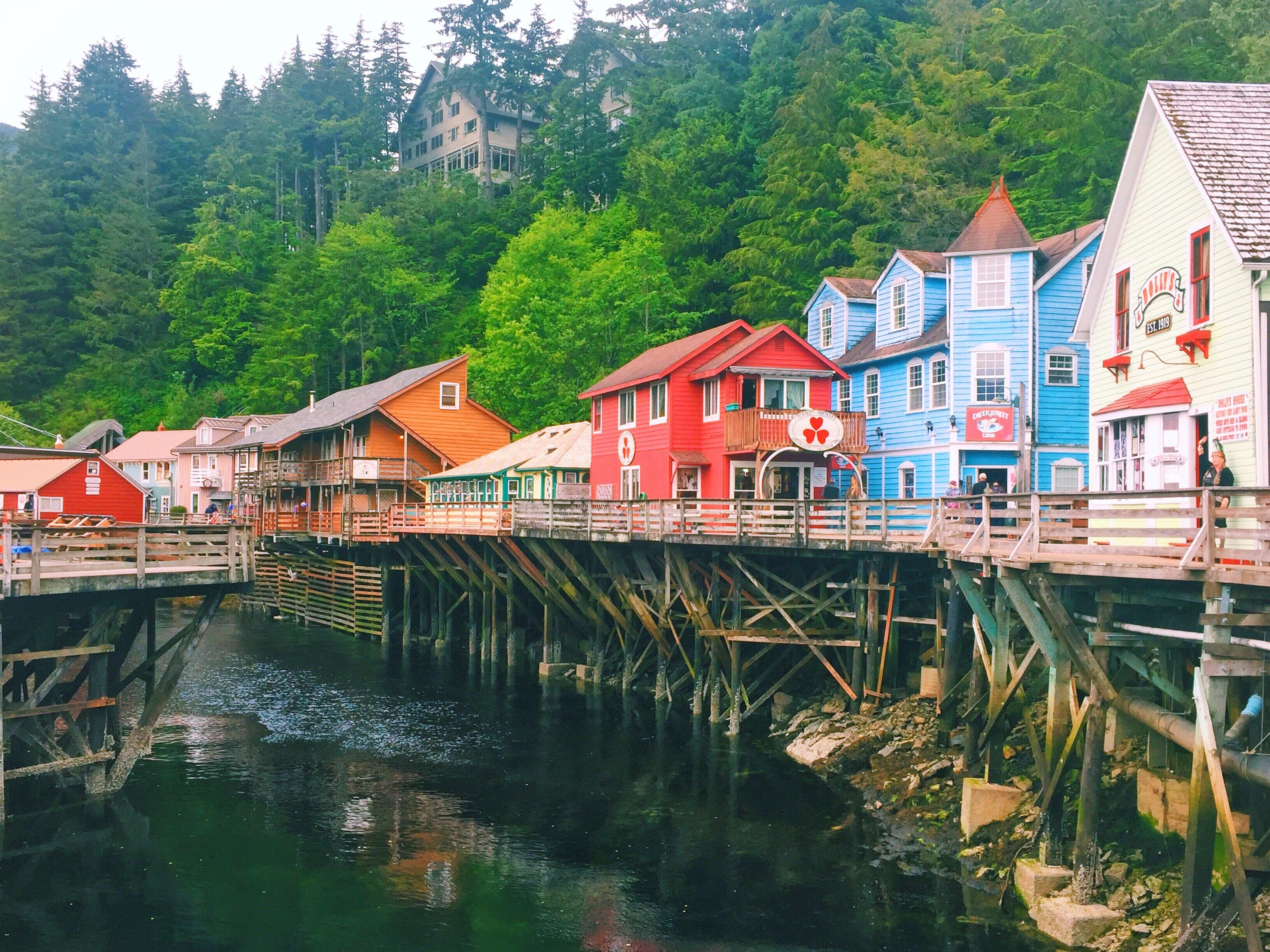 A Cruise Crews Guide To Ketchikan, Alaska - A Jaunt With Joy